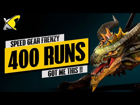 FRENZY DROP RATES AFTER 400 RUNS.. IS IT ACCURATE!? | Dragon 24 Speed Farming | RAID: Shadow Legends
