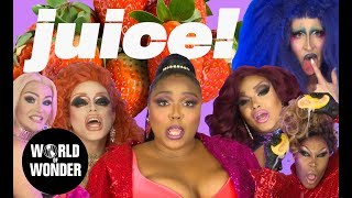 Lizzo ft. RuPaul's Drag Race Queens - JUICE