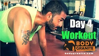 Body & Core Workout - How to Do Body Kick Ab Exercises - Fitness Model