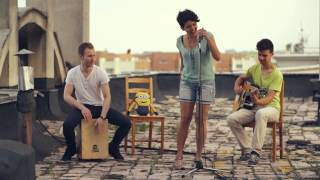 Counting Stars - One Republic (Lore's Acoustic Guitar & Cajon Cover Music Video)