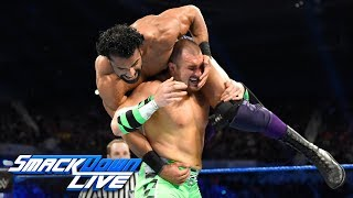 Mojo Rawley vs. Jinder Mahal: SmackDown LIVE, June 6, 2017