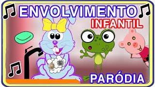 ENVOLVIMENTO (PARÓDIA) - VERSÃO INFANTIL (MC LOMA) - MÚSICA INFANTIL DO AQUARELA KIDS