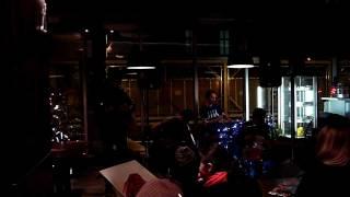 "SILVER SPOON ""Disco"" (ft.BELLCANTO) live in Cafe002,Bratislava 21/12/11 HD"