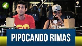 Pipocando Rimas (Rap de Improviso) - Fabio Brazza e Ítalo Beatbox