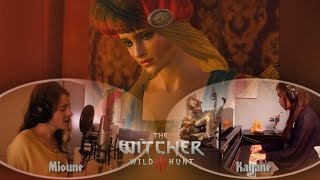The Witcher 3 - Priscilla's Song / The Wolven Storm | Piano/Vocals [FR/ENG]