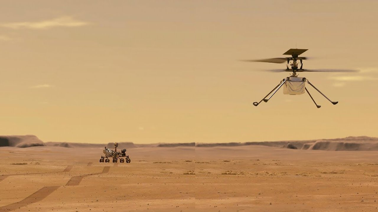 NASA's Ingenuity Mars Helicopter's Next Steps Media Briefing