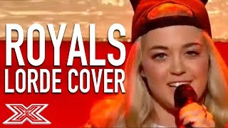 Is This The BEST 'Royals' Cover Ever?   X Factor Global