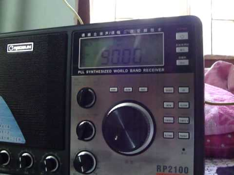 Redsun 2100RP – 90 & 90.60 FM station from Nepal