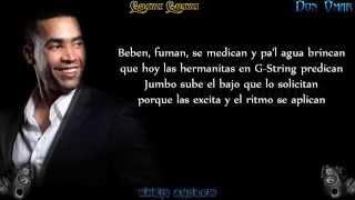 Guaya Guaya - Don Omar (LETRA)
