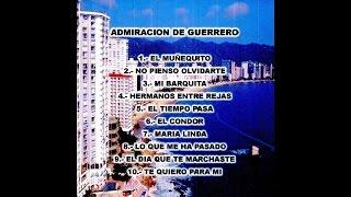 Admiracion De Guerrero - Maria Linda