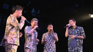 DEEP / 夏の終りのハーモニー( A cappella)2014.7.20 at PREMIRE YOKOHAMA