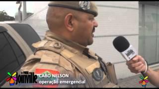 Portal Joinville - Bomba em agencia bancaria