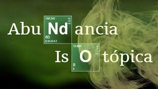Imagen en miniatura para Abundancia isotópica y masa atómica relativa