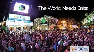 El Mundo Necesita Salsa (The World Needs Salsa)