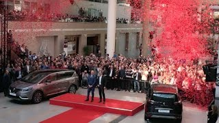 Kevin Spacey chez Renault : Le moment de l'explosion !