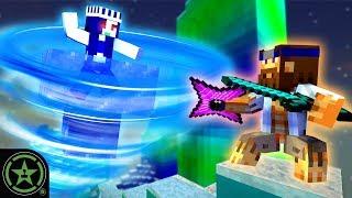 Ninja vs. Snow Queen - Minecraft - Sky Factory 4 (Part 16) | Let's Play