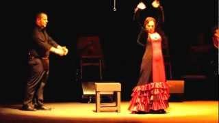 Eva Yerbabuena Flamenco Part 1 of 7