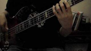 Incubus - Drive (Bass Cover)