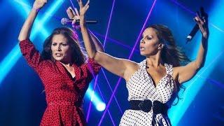Azúcar Moreno canta 'Bandido' en el Eurocasting Final para Eurovision 2017