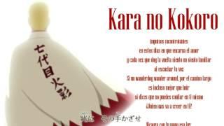 【K!RK】Naruto Shippuden Opening Kara no Kokoro // Empty Heart(カラノココロ) by Anly【cover ESPAÑOL】