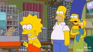 Simpsonovi Líza a Morče