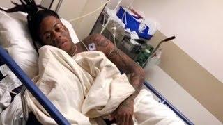 Boonk Gang Shot Twice and Hospitalized | Hollywoodlife