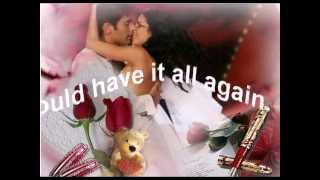WE COULD HAVE IT ALL - Maureen McGovern  (lyrics)
