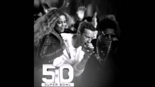 Beyoncé & Bruno Mars Showdown Superbowl 50 Live (Audio)