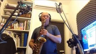 Afraid of love Bobby Kim - Doron Farhy Saxophone