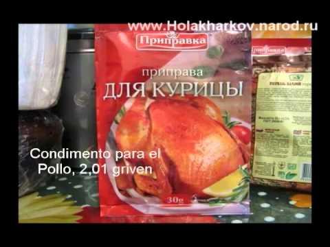Precios en Kharkov (2)