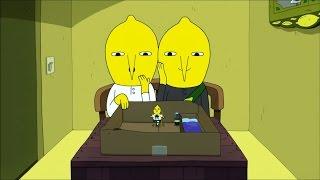Lemongrabs and Lemon-Sweets (Adventure Time) HD