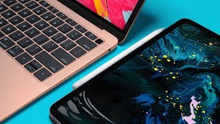 The iPad Pro vs MacBook Air Problem