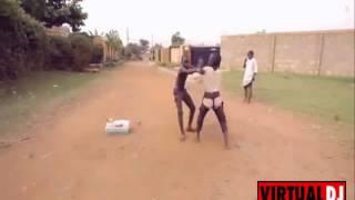 WIZKID FT AKON - FOR YOU BY DJ KULU VIDEO GHETTO BOYS DANCE