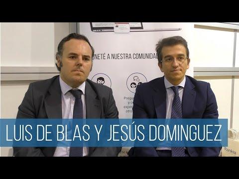 Entrevistamos a Luis de Blas y Jesús Domínguez, Gestores de Valentum, en Forinvest 2017: VII Foro de Finanzas personales.