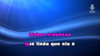 ♫ Karaoke LISBOA DOS MILAGRES  - Marcha Popular