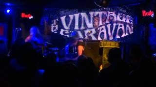 The Vintage Caravan @ Boite Live - Madrid - Cocaine Sally - 01/09/2014