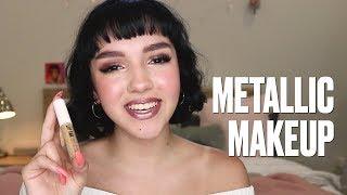 Metallic Makeup — UO Beauty
