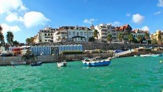 ESTORIL - Portugal / Turismo por Cascais, Sintra, Palácio da Pena, Cabo da Roca, Estoril turismo HD