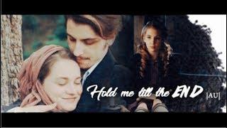 "Hilal & Leon - ""Hold me till the end."" |AU|"