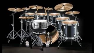 Sou Humano  -  Bruna Karla  -  Virtual Drum Cover Gospel