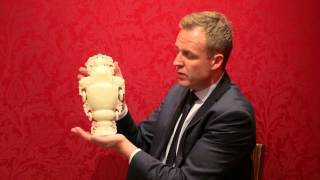 Chinese white jade vase & cover: Highlights from the Dec 11th 2013 Fine Asian Works of Art auction