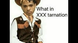 XXXTENTACION & SKI MASK THE SLUMP GOD - WHAT IN XXXTARNATION!? (Prod.Stain)