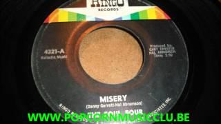 The Soul Fours - Misery . www.popcornmusicclub.be wmv