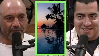 Joe Rogan | Mexican Resorts Are Safe Because They're Cartel Owned w/Ed Calderon