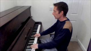 Stronger - Kanye West / Daft Punk - Piano Cover