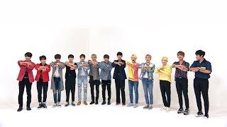 21.06.17 - SEVENTEEN no Weekly Idol [Legendado PT-BR]