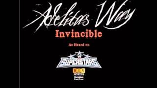 Adelitas Way- Invincible (Lyrics In Description)(Full)
