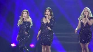 Eurovision 2017 - The Netherlands - OG3NE - Lights and Shadows - 2nd rehearsal