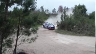 RALI DE PORTUGAL/2017, 'Montim', HAYDEN PADDON + SEBASTIAN MARSHALL - Hyundai i20 Coupé WRC