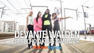 Devante Walden x Orokana Friends | Bebucho Q Kuia - Tamo A Vir (Afro) | OrokanaWorld